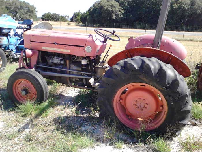 Tractors Purchased For Parts Salvage At Gap Tractor Parts