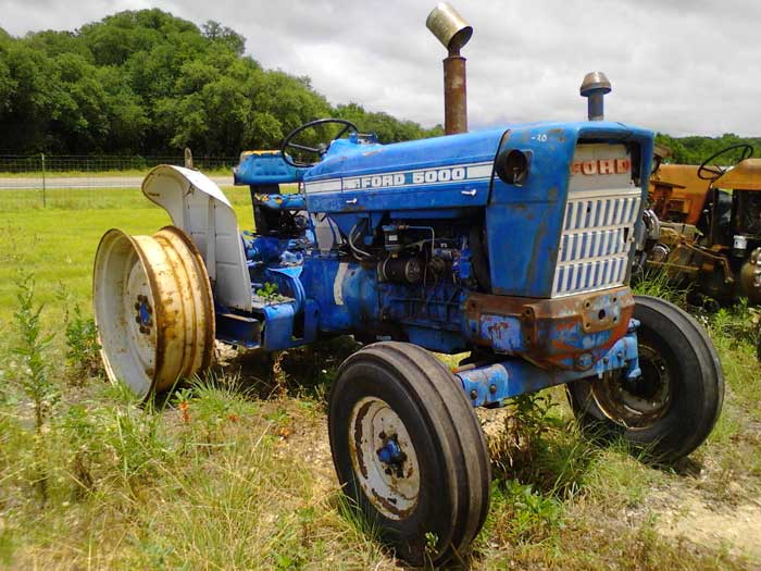 Used Tractor Parts : Tractors purchased for parts salvage at gap tractor
